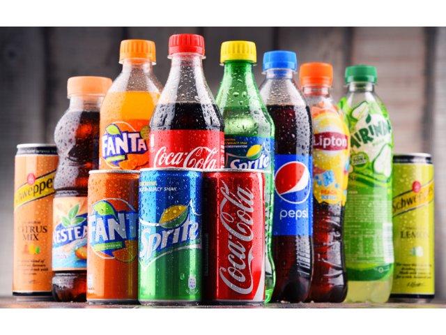 Românii, sub media UE la consumul băuturilor răcoritoare cu zahăr