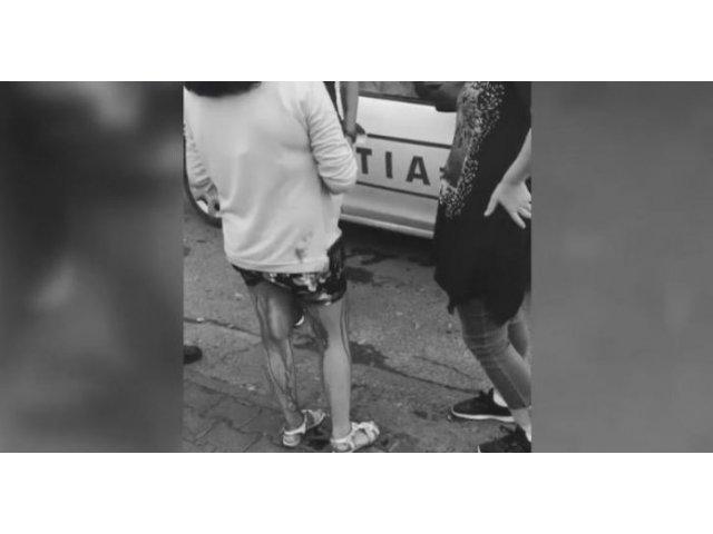 VIDEO Polițiștii care au ignorat o adolescentă ce sângera abundent pe stradă,...