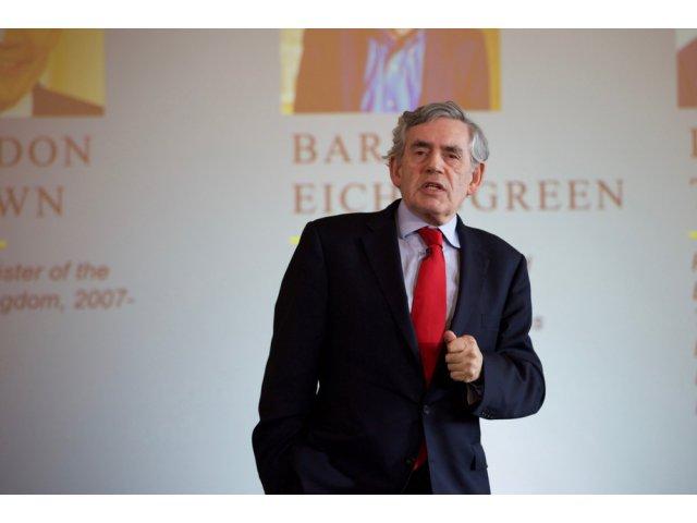 Fostul prim-ministru britanic, Gordon Brown, a fost numit ambasador al OMS