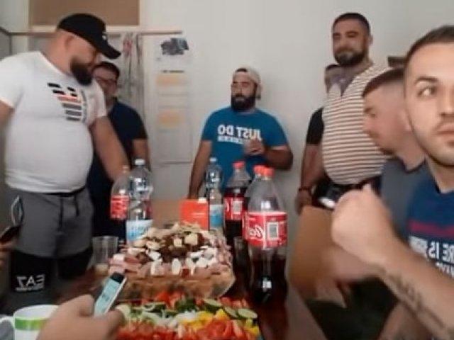 VIDEO Petrecere live cu manele și băutură într-o închisoare din Austria
