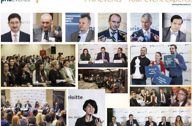 Situatia IMM-urilor si a Fondurilor Europene va fi analizata la conferinta PRIA SMEs and EU Funds in 15 decembrie 2016