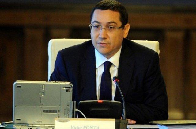 Ponta, atac la adresa presedintelui: Invoca ipocrit criterii de integritate pe care nu le respecta nici el insusi
