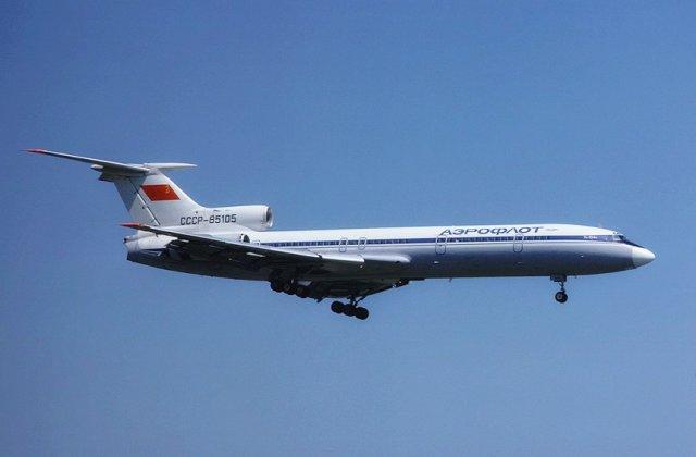 Avion rusesc cu 91 de pasageri, prabusit in Marea Neagra