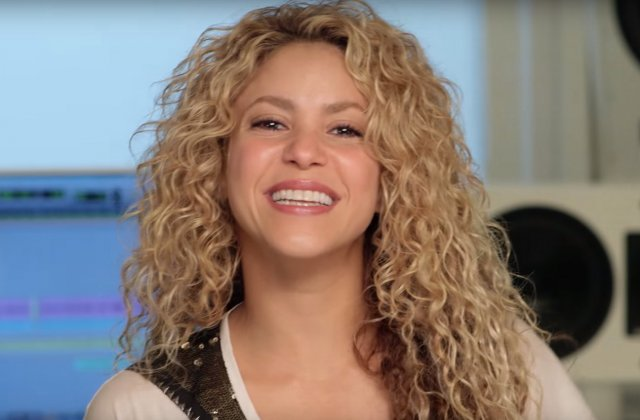 Cantareata Shakira a primit de Craciun o distinctie mai putin obisnuita, in Catalonia