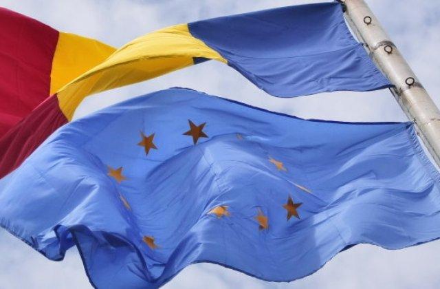 Romania sarbatoreste 10 ani de la intrarea in UE. Lazar Comanescu: Consolidarea integrarii europene ramane un obiectiv strategic