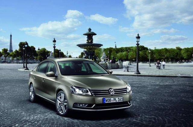 Iata noul Volkswagen Passat!
