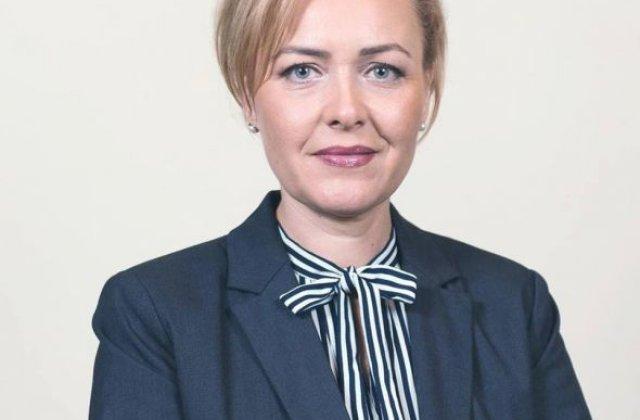 Carmen Dan, fost senator de Teleorman, acum ministru la Interne