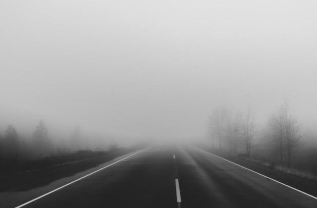 Cod GALBEN de ceata mai multe judete. Vizibilitate redusa pe A1