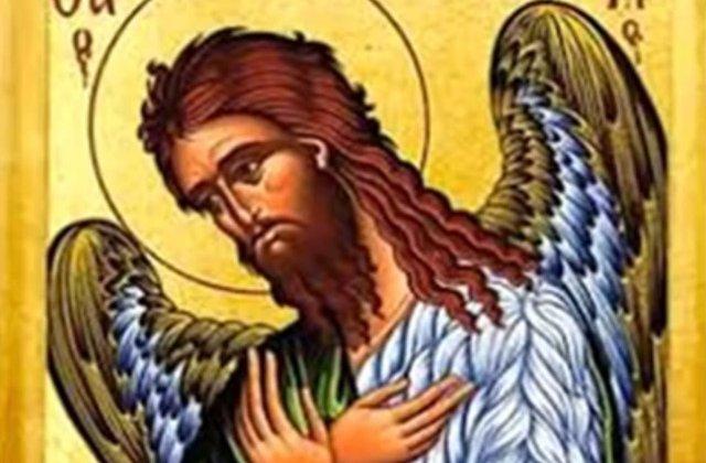 Traditii si obiceiuri de Sfantul Ioan Botezatorul! Ce trebui sa faci pentru a fi ferit de boli tot anul