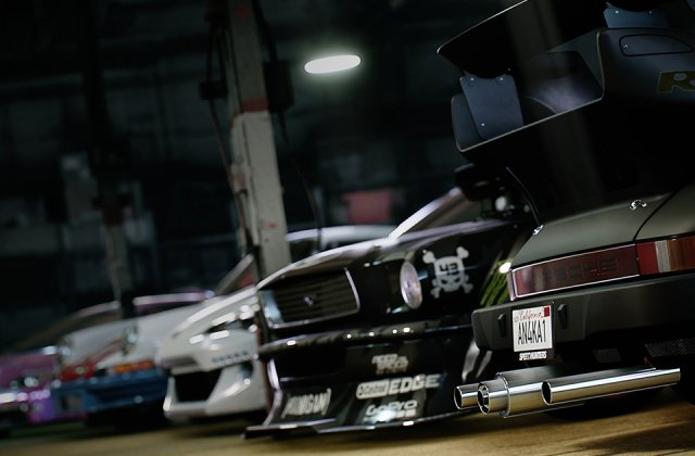 EA Games lanseaza un nou Need for Speed. Acesta se va numi... Need for Speed