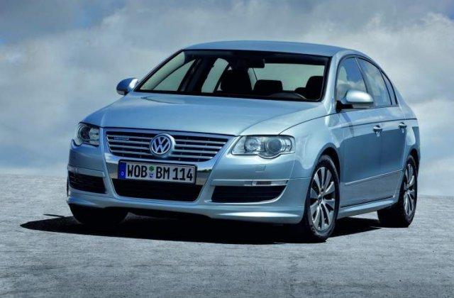 2.463 de km cu un singur plin. Record mondial pentru VW Passat BlueMotion!