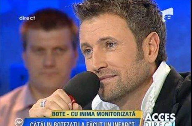[VIDEO] Catalin Botezatu si-a facut testamentul