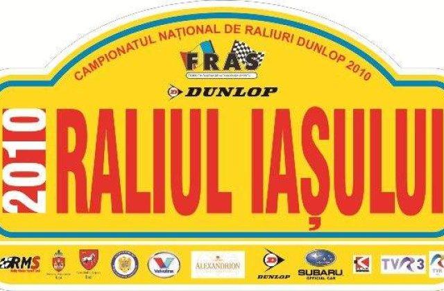 (P) SUBARU, masina oficiala a Raliului Iasului