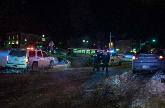 [UPDATE] Cel putin sase morti si opt raniti intr-un atac armat la Centrul cultural islamic din Quebec