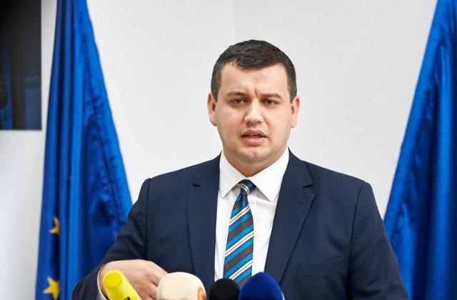 Eugen Tomac solicita demisia ministului de Interne