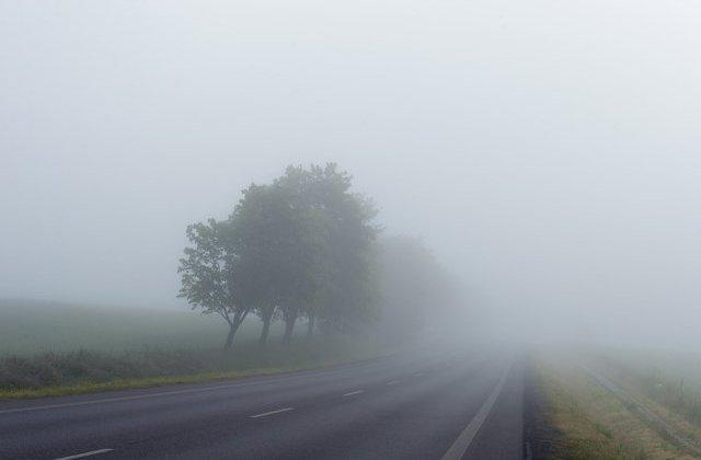 Cod GALBEN de ceata si vant in mai multe judete
