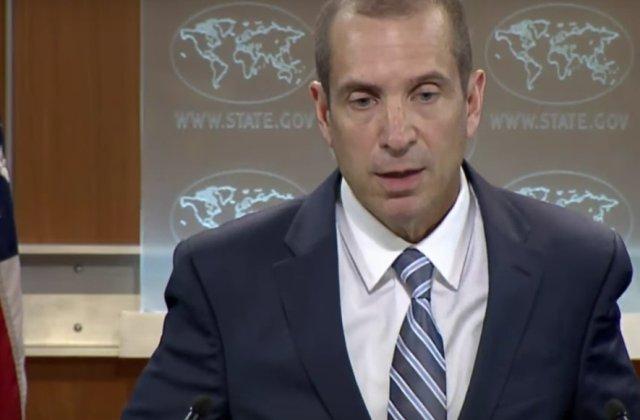 Departamentul de Stat al SUA: Masurile adoptate de Guvern submineaza statul de drept