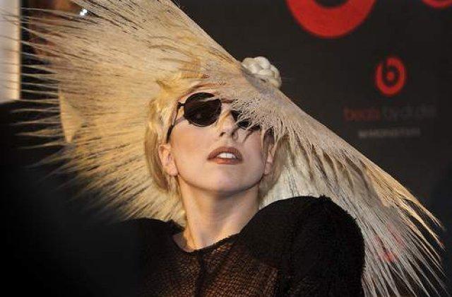 Record: Lady Gaga, un miliard de vizualizari pe YouTube