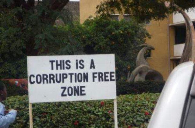 """Top: Cum stau statele lumii la capitolul """"coruptie""""?"""