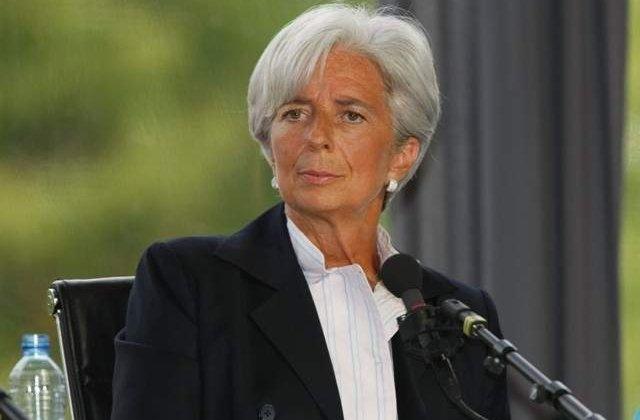 Lagarde, ingrijorata de impactul pe care il pot avea rezultatele alegerilor din Europa