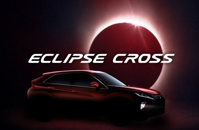 Mitsubishi Eclipse se reintoarce sub forma de SUV
