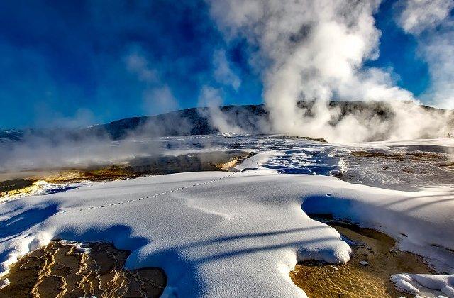 Imagini incredibile din primul parc national din lume: Yellowstone
