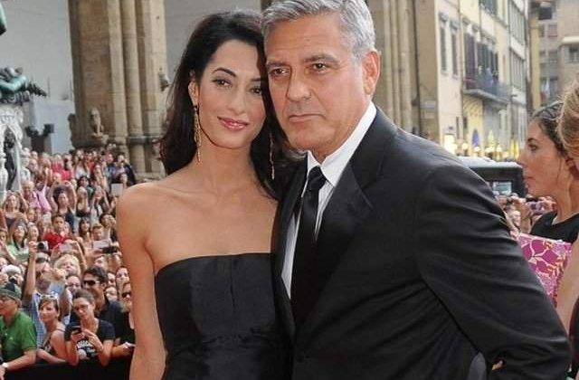 Sotia lui Goerge Clooney, Amal, va naste gemeni in luna iunie