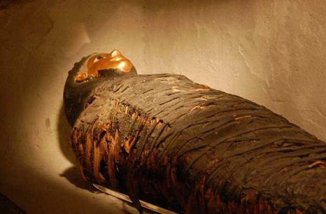 O boliviana a incercat sa expedieze mumia de 700 de ani a unui copil