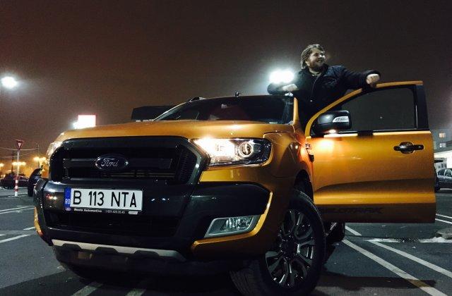 Ford Ranger Wildtrak e dovada ca americanii stiu ce vor clientii lor
