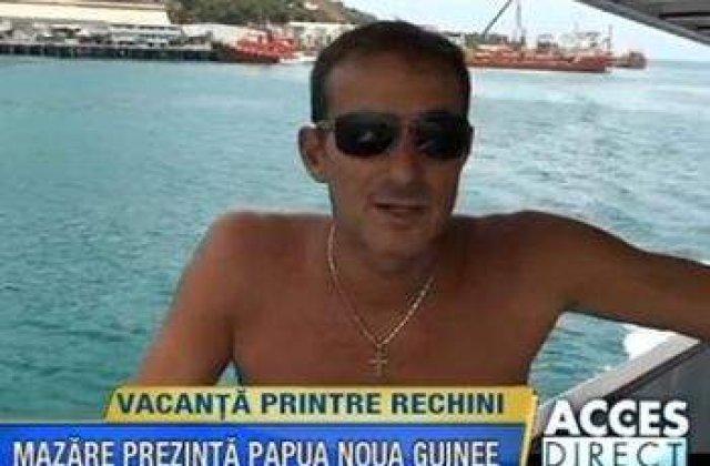 Radu Mazare, in vacanta de 3.000 de euro