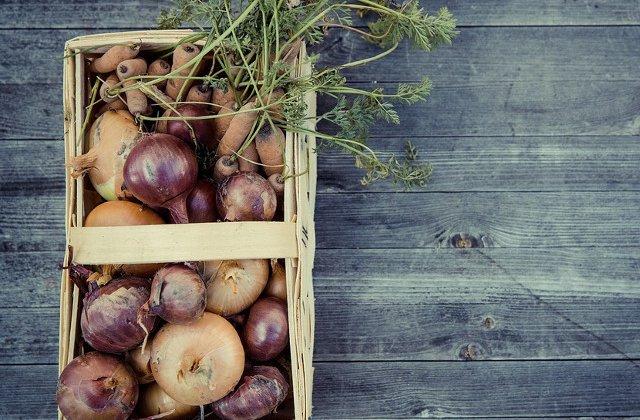 Este cea mai consumata leguma din lume! Top 10 beneficii ale consumului de ceapa