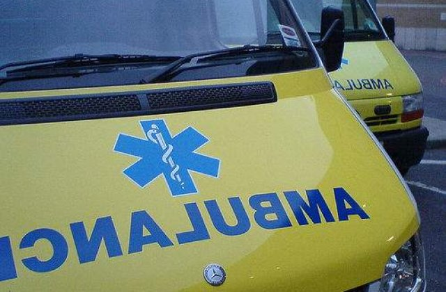 Accident rutier grav la Slatina