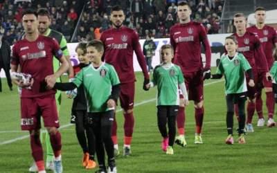 Iuliu Muresan (CFR Cluj):...