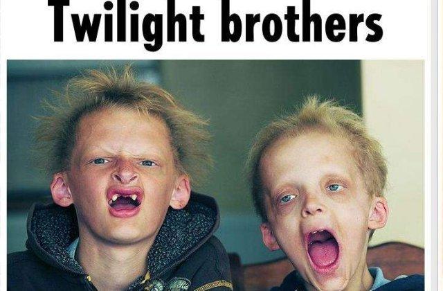 Fratii vampiri