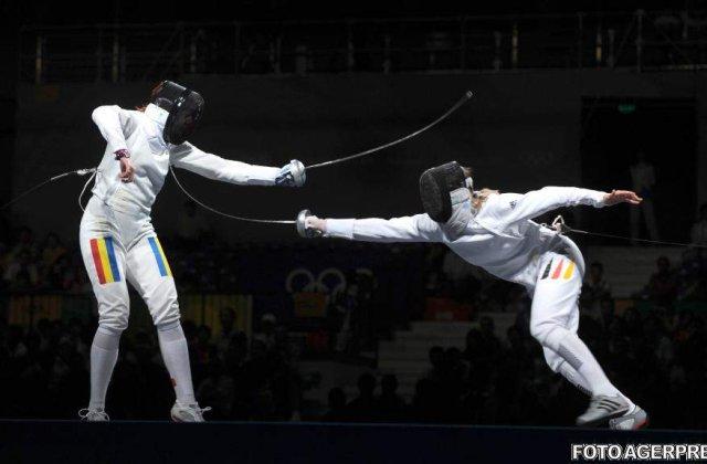 Romania, campioana mondiala la spada