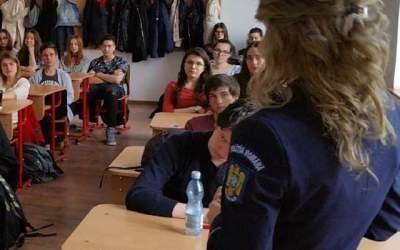 Politia Romana: Nu dati date...