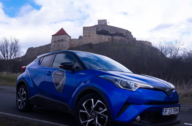 TEST-DRIVE. Toyota C-HR, noul campion al mediului urban