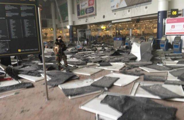 Un an de la atentatele din Bruxelles soldate cu 32 de morti