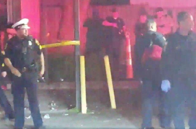 Cel putin un mort si 14 raniti, dupa ce un atacator a deschis focul intr-un club din Cincinnati