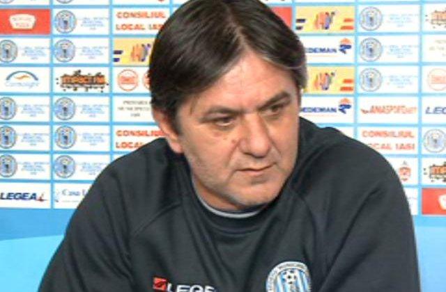 Marius Lacatus a anuntat cu ce echipa va tine la derbiul dintre Steaua si Dinamo