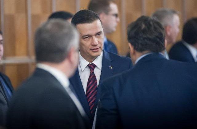 Noul ministru al Mediului si noul ministru pentru Relatia cu Parlamentul depun luni juramantul la Palatul Cotroceni