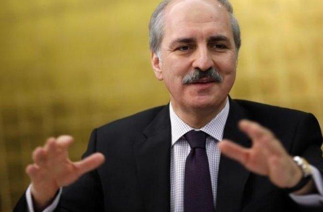 Turcia saluta atacul Statelor Unite asupra Siriei