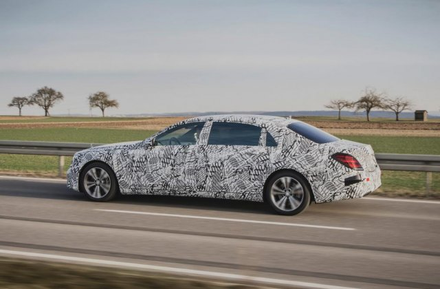Mercedes S-Klasse primeste un facelift pentru 2017
