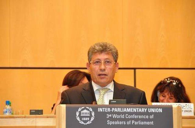 Ghimpu spera la reconstituirea Aliantei pentru Integrare Europeana