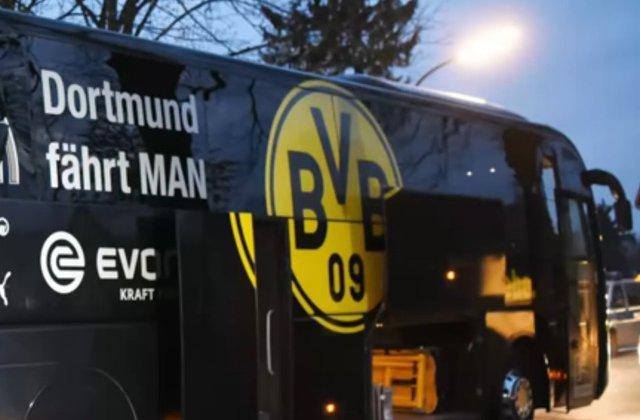 Un suspect a fost retinut dupa exploziile de la Dortmund