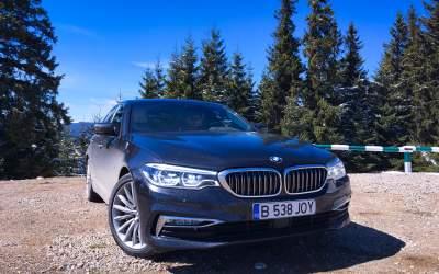 TEST-DRIVE. Noul BMW Seria 5...