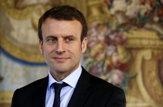 Optimism printre investitori dupa victoria lui Macron