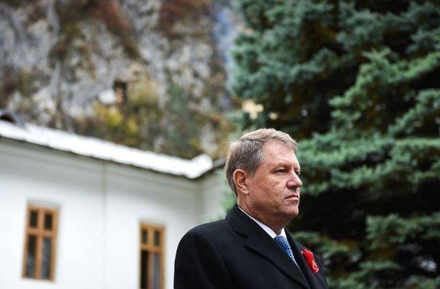 Klaus Iohannis i-a transmis un mesaj de felicitare presedintelui ales al Frantei, Emmanuel Macron