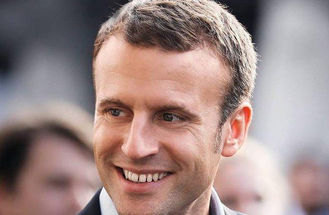 Emmanuel Macron, cel mai tanar presedinte din istoria Frantei