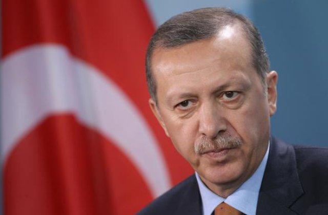 Erdogan si Macron se vor intalni pentru discutii in marja summitului NATO de la Bruxelles